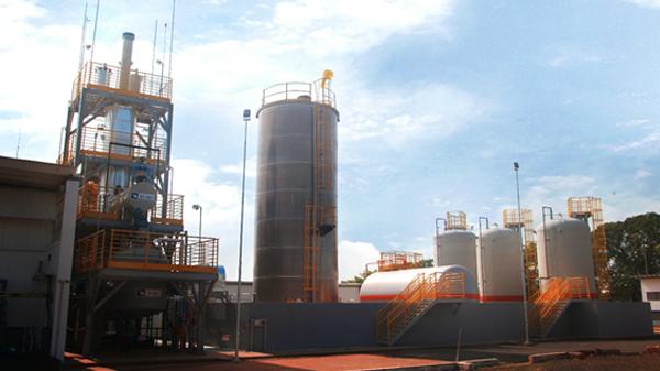 Grupo Sabará - Instalada em Santa Bárbara d'Oeste, SP, planta é unica da América Latina e a quinta maior do mundo em volume produtivo